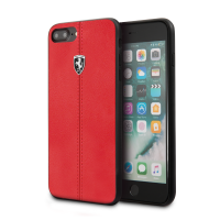 Чехол CG Mobile Ferrari Genuine Leather Heritage Red для iPhone 8 Plus/7 Plus