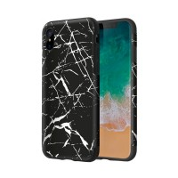 Чехол Rock Origin Series Grained Black Marble для iPhone 7/8
