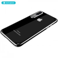 Чехол Rock Prime Series Protection Case Silver для iPhone X/XS