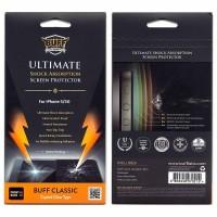 Защитная пленка Buff Anti-Shock Feed/Back для iPhone 5/5S/SE