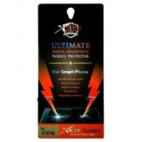 Пленка защитная антишоковая противоударная X-Star Feed/Back для iPhone 5/5s