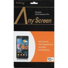 Защитная пленка D-KING глянец для iPhone 4/4s
