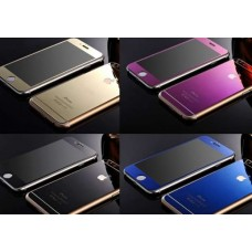 Защитное стекло на заднюю панель 3D Effect Violet для iPhone 6/6S