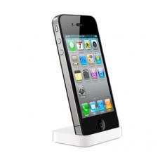 Докстанция White для Apple iPhone 4