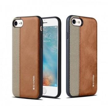 Чехол G-Case Earl Series Brown для iPhone 6 Plus/6s Plus