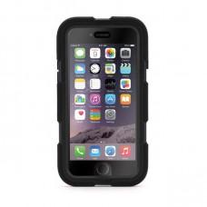Чехол противоударный Griffin Survivor Case Black для iPhone 6/6S