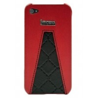 Чехол iMobo Hard Case BlackRed для iPhone 4/4S