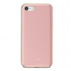 Чехол-накладка Moshi iGlaze розовый для iPhone 7/8