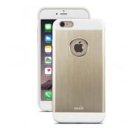 Чехол алюминиевый Moshi iGlaze Armour золотистый для iPhone 6 Plus/6s Plus