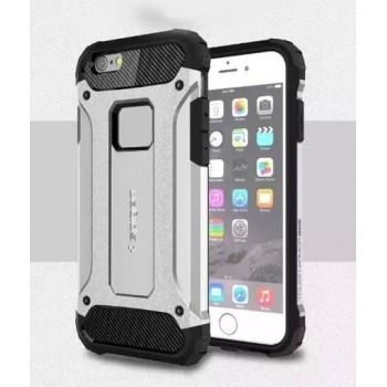 Чехол пластиковый Spigen Tough Armor Tech White для iPhone 6/6S