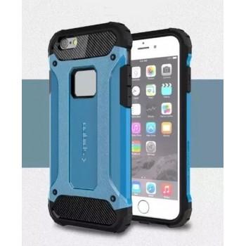 Чехол пластиковый Spigen Tough Armor Tech Blue для iPhone 6/6S
