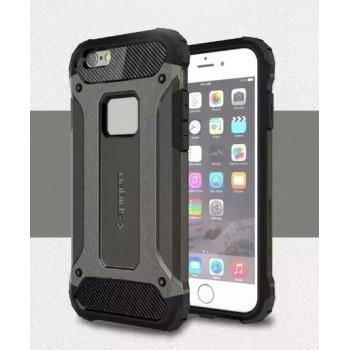 Чехол пластиковый Spigen Tough Armour Tech Black для iPhone 6 Plus/6s Plus