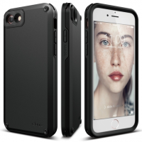 Чехол пластиковый Elago Armor Case Black (ES7AM-BK-RT) для iPhone 7/8
