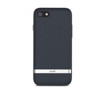 Чехол Moshi Vesta Textured Hardshell Case Bahama Blue для iPhone 7/8