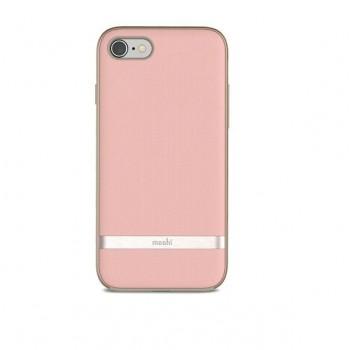 Чехол Moshi Vesta Textured Hardshell Case Blossom Pink для iPhone 7/8