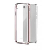 Чехол пластиковый Moshi Vitros Clear Protective Case Pink для iPhone 7/8