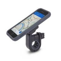 Комплект спорт и экстрим Moshi Biking Kit (чехол Endura+держатель Handlebar Mount) Черный для iPhone 7/8