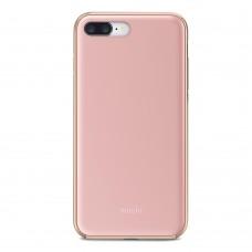 Чехол-накладка Moshi iGlaze Розовый для iPhone 7 Plus/8 Plus