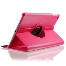 Чехол поворотный 360° Rotating Case розовый для iPad Air