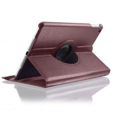 Чехол поворотный 360° Rotating Case коричневый для iPad Air 2
