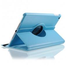 Чехол поворотный 360° Rotating Case голубой для iPad Air
