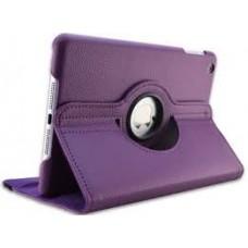 Чехол поворотный 360° Rotating Case фиолетовый для iPad Air