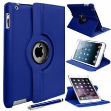 Чехол поворотный 360° Rotating Case синий для iPad Air