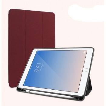 "Чехол Mutural Leather Case Red для iPad Pro 11"" (2018)"