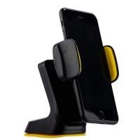 Автомобильный держатель Coteetci ST-06 черный для iPhone/смартфона