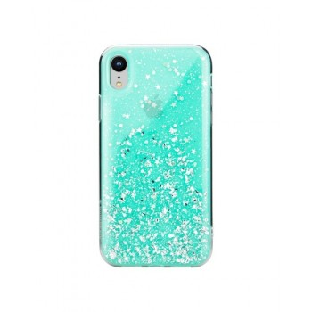 Чехол Switcheasy Starfield Case Mint для iPhone XR