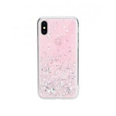 Чехол Switcheasy Starfield Case Pink для iPhone XS Max