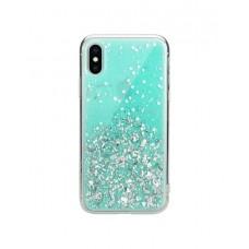 Чехол Switcheasy Starfield Case Mint для iPhone XS Max