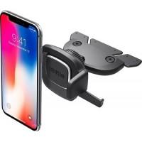 Автомобильный держатель с беспроводным зарядным устройством iOttie Easy One Touch 4 Qi Wireless Charging CD Mount Black для iPhone/смартфона