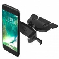 Автомобильный держатель iOttie Easy One Touch Mini CD Slot Black для iPhone/смартфона