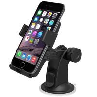 Автомобильный держатель iiOttie Easy One Touch Black для iPhone/смартфона