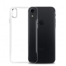 Чехол силиконовый прозрачный для iPhone XR