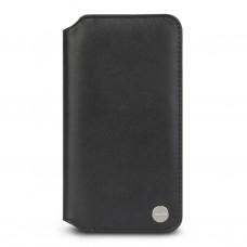 Чехол-книжка Moshi Overture Premium Wallet Case Charcoal Black для iPhone XS Max