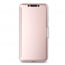 Чехол-книжка Moshi StealthCover Portfolio Case Champagne Pink для iPhone XS Max