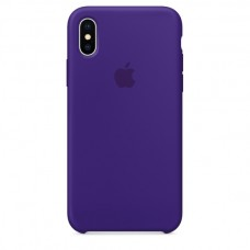 Чехол силиконовый Apple Silicone Case Ultra Violet для iPhone XR