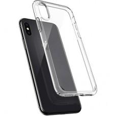 Чехол силиконовый прозрачный G-Case Cool Protection Shell Transparent для iPhone XS Max