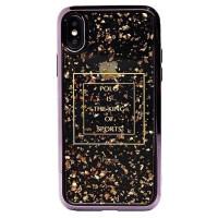 Чехол Santa Barbara Glory Series Silver для iPhone Х/XS