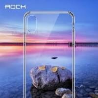 Чехол Rock Pure Series Transparent TPU для iPhone X/XS
