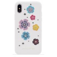 Чехол Carcasa Janesper California Garden White для iPhone X/XS