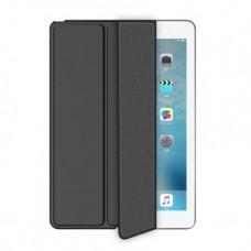 """Чехол Rock Protection Case with Pen Holder с подставкой и отсеком для стилуса Black для iPad 2017 10.5"""""""