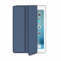 """Чехол Rock Protection Case with Pen Holder с подставкой и отсеком для стилуса Dark Blue для iPad 2017 10.5"""""""