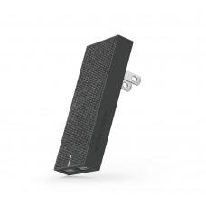 Сетевое зарядное устройство Native Union Smart Charger 2USB 3.1A Slate для MacBook/iPhone/iPad/смартфона/планшета