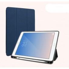 "Чехол Mutural Leather Case Navy для iPad Pro 10.5"""