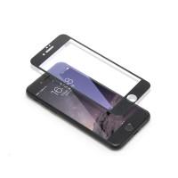 Защитное стекло Coteetci 4D Glass Silk Screen Printed Full-Screen Blue-Ray Black для iPhone 7/8