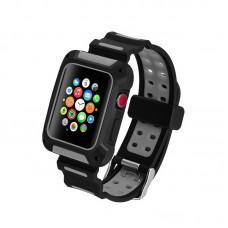 Ремешок-чехол Coteetci W31 Black 42mm для Apple Watch