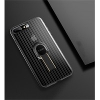 Чехол силиконовый X-Level Suitcase Series Case Cover Black для iPhone 7 Plus/8 Plus